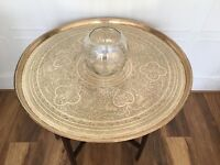 Oriental/Indian Style Table