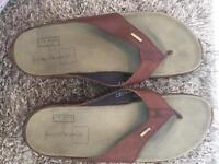 PRE OWNED GOOD CONDITION TED BAKER SANDALS