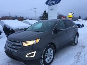2015 Ford Edge SEL-Winter Tire pkg/Nav/Leather