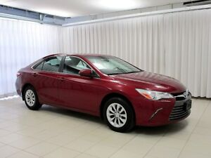 2016 Toyota Camry A NEW ADVENTURE IS CALLING!!! LE SEDAN w/ BACK
