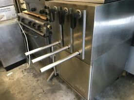 ELECTRIC GRILL SPANISH GRILL COMMERCIAL CATERING KITCHEN EQUIPMENT 3 PHASE GRILL COMMERCIAL GRILL