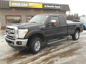 2014 Ford F-250 SD XLT SuperCab Long Bed 4WD