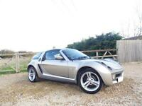 2004 Smart Roadster Coupe with Targa roof 0.7L Turbo
