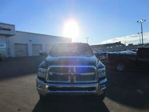 2016 Ram 3500 LONGHORN DIESEL 4x4 AIR SUSPENSION / SUNROOF / NAV Edmonton Edmonton Area image 3