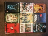 House clearance selection of dvds
