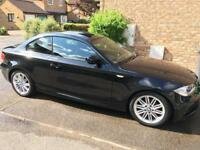 BMW 1 Series Coupe 118d M-Sport