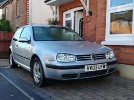 VW Golf MK4 1.4 Match