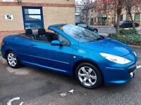 Peugeot 307 CC for sale ASAP! £900 (would consider selling for parts)