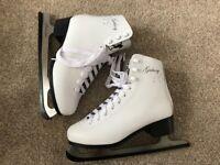 Galaxy Ice Skates UK 5 New and Unused