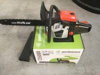 Gardencare CS5000 Chainsaw