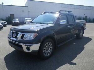 2011 Nissan Frontier SL LOW Mileage  Sunroof Leather Sunroof ONE