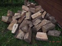 load of logs for sale, wood burner, chiminea, bbq, stove etc