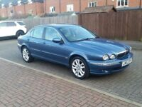 Jaguar X-Type 2.1 V6 SE 4dr£1,845 p/x welcome FREE WARRANTY. NEW MOT