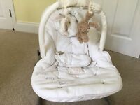 Mamas and papas wave rocking cradle(make me an offer)