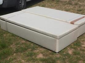 King Size Myers Ottoman Storage Base Ex Display