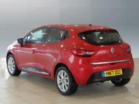Renault Clio DYNAMIQUE NAV (red) 2017-03-29