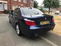 BMW 520d Msport 12 month mot and serviced