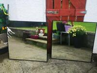Hairdressing mirrors