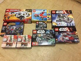 Lego bundle including special edition models