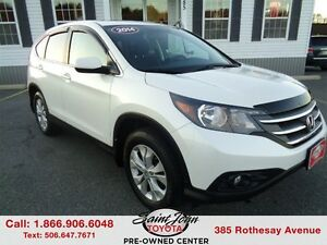 2014 Honda CR-V EX with Sunroof $190.42 BI WEEKLY!!!