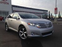 2009 Toyota Venza V6 AWD Touring - Lthr Htd Seats, Sunroof, Full