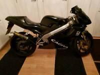 Cagiva Mito 125cc De Restricted