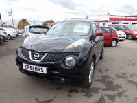 *NISSAN JUKE ACENTA SPORT 1.5 DCI*IMMACULATE*FULL SERVICE HISTORY*FULL YEARS MOT*ONLY £7995*