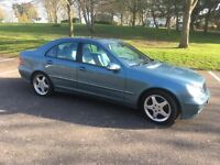 MERCEDES C270 CDI AUTOMATIC ONLY 76000 MILES