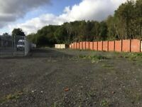 Bolton - Yard Space To Rent 4000 sq ft
