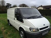 Ford transit very clean for year