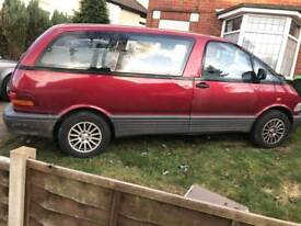Toyota Previa 1997 for Parts