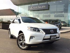 2014 Lexus RX 450H Touring Pkg AWD Navi Back Up Cam Leather Sunr