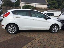 Ford Fiesta Zetec TCDI - 1.4D Excellent condition £20 road tax
