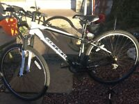 Carrera crossfire 1 hybrid men's mountain bike