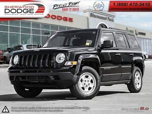 2016 Jeep Patriot Sport/North| HILL START ASSIST| BLUETOOTH