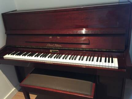 Pearl River Upright Piano with stool - FREE
