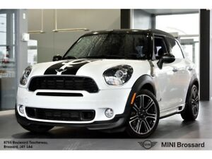 2014 MINI Countryman-Cooper S XENON - JCW package - ESSENTIAL +