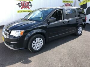 2014 Dodge Grand Caravan SXT, 3rd Row Seating, Stow N Go Seating