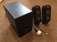 Logitech x230 2.1 speaker
