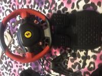 xbox one thrustmaster steering wheel