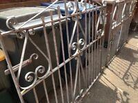 Heavy Duty Aluminium Gates