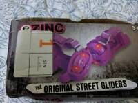2 sets of Street Gliders