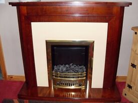 FIREPLACE AND COAL EFFECT FIRE