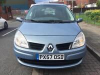 RENAULT GRAND SCENIC 1.5 DCI DYNAMIQUE 2007 7 SEATER LONG MOT READY TO DRIVE AWAY