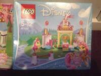 2 brand new Lego sets Disney princess