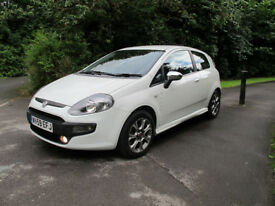 2009 (59) Fiat Punto Evo 1.4 MultiAir 16v GP 3dr (start/stop)...PERFECT 1st New Driver Car