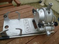 patay 120 fuel water pump bilge pump boats diesel