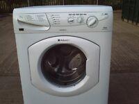 hotpoint wd420 5kg washer dryer