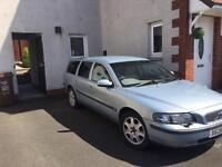Cheap Volvo V70 immaculate inside and out !!!£350 ono