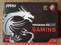 AMD R9 290 4GB GDDR5 MSI Twin Frozer IV Gaming OC Edition Graphics card (GPU)